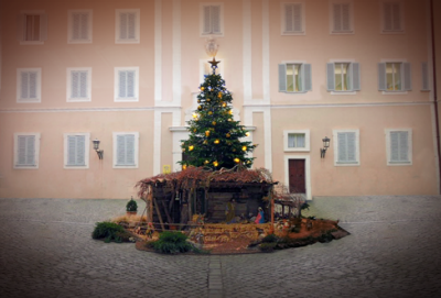 18, 19 and 21 December the Pontifical Villas will be closed to the public