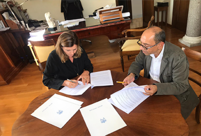 Together to promote art and culture: agreement between the Vatican Museums and the National Gallery of Umbria