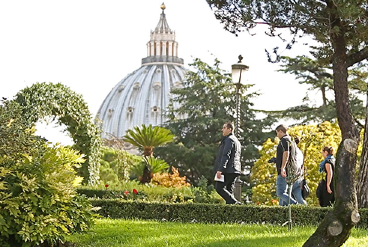 Vatican Gardens and Vatican Museums